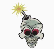 Skull Bomb by ZenandGroove