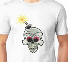 Skull Bomb Unisex T-Shirt