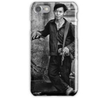 Sin Ho Market... iPhone Case/Skin