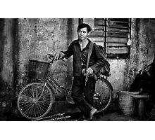 Sin Ho Market... Photographic Print