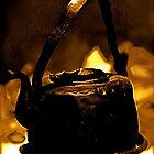 Coffee Pot by Katariina Lonnakko