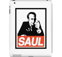 Obey Saul iPad Case/Skin