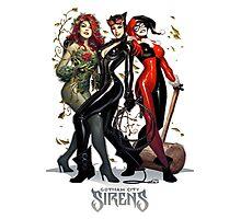 Harley Sirens Photographic Print