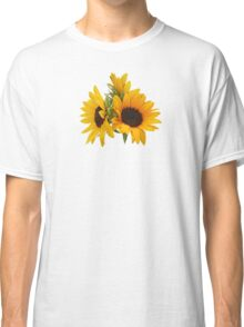 Ring of Sunflowers Classic T-Shirt