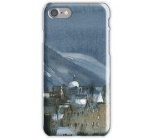 Edinburgh Winter 1 iPhone Case/Skin