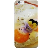 Flowers for Breakfast iPhone Case/Skin