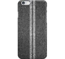 Asphalt Road. iPhone Case/Skin