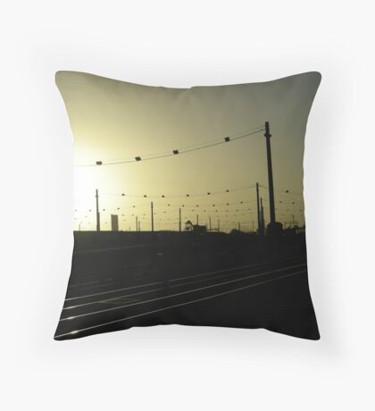 Melbourne Throw Pillow