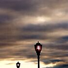 Street Lamps by Alexander Isaias