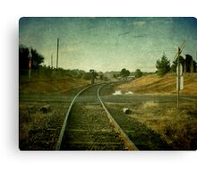 The Crossing - Uralla, Northern Tablelands, NSW, Australia Canvas Print