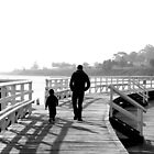 Father & Son by Belinda McInerney