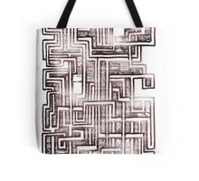 A Mazed Tote Bag