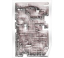 A Mazed Poster