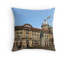 Civic 01 Throw Pillow