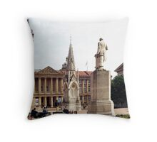 Civic 03 Throw Pillow