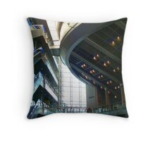 Millennium 01 Throw Pillow