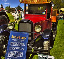 Annie Lorry by Rosalie Dale