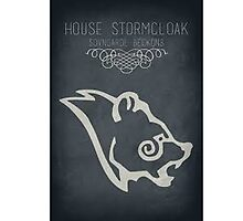 House Stormcloak by hybridgopher