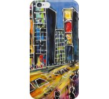Manhattan iPhone Case/Skin