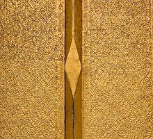 Golden doors by Juha Sompinmäki