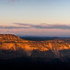 Anvil Sunset by Mark Williamson