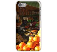 fruits and vegetables - frutas y verduras iPhone Case/Skin