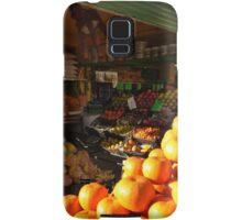 fruits and vegetables - frutas y verduras Samsung Galaxy Case/Skin