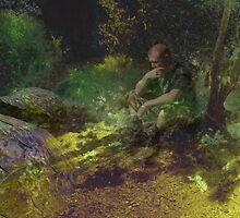 Fairy Glade by Ben Herman