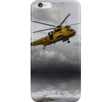 Sea King Storm  iPhone Case/Skin
