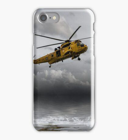 Sea King Storm  iPhone Case/Skin