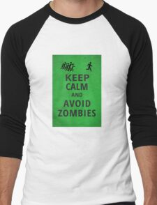 Keep Calm and Avoid Zombies T-Shirt