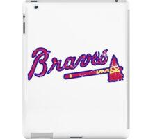 Atlanta Braves iPad Case/Skin