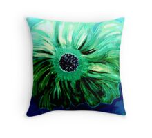 Una Flora Throw Pillow
