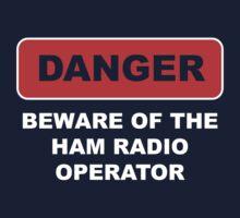 Ham Radio Call Sign Kids Clothes