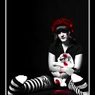 Dark Fairy Tales - Alice in Wonderland 3 by Adara Rosalie