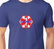 ASTHMA MEDICAL ALERT ID TAG Unisex T-Shirt