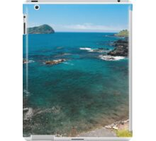 Small bay and islet iPad Case/Skin