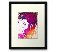 Prince Rogers Nelson - Purple Rain Framed Print