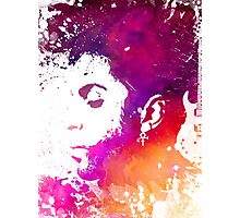 Prince Rogers Nelson - Purple Rain Photographic Print