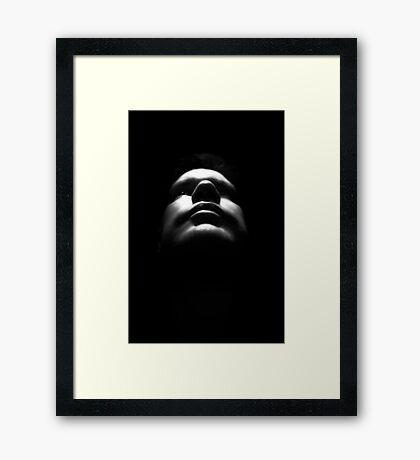 Partial Framed Print