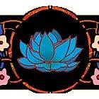 Blue Lotus  by Jaime Parker