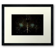 WDV - 567 - Lightning Tree Framed Print