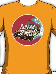 Run The Jewels - Cruise'n Blockbuster T-Shirt