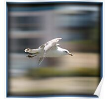 Flying Fast Poster