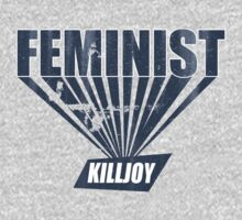 Feminist Killjoy One Piece - Long Sleeve