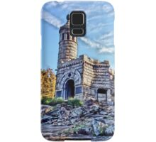 Monument to the 44th - Gettysburg Pa. Samsung Galaxy Case/Skin