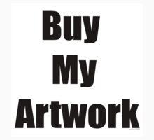 Buy My Artwork by Kenny Irwin