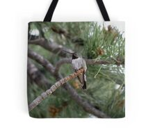 Stop and Breathe Tote Bag