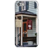 General Store - Lumberville Pa. iPhone Case/Skin