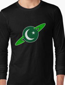 Show you are a Pakistani Starfleet Hero Long Sleeve T-Shirt